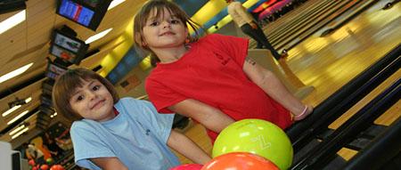 Feste di compleanno al Bowling